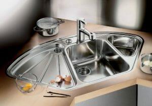 Как выбрать мойку для кухни